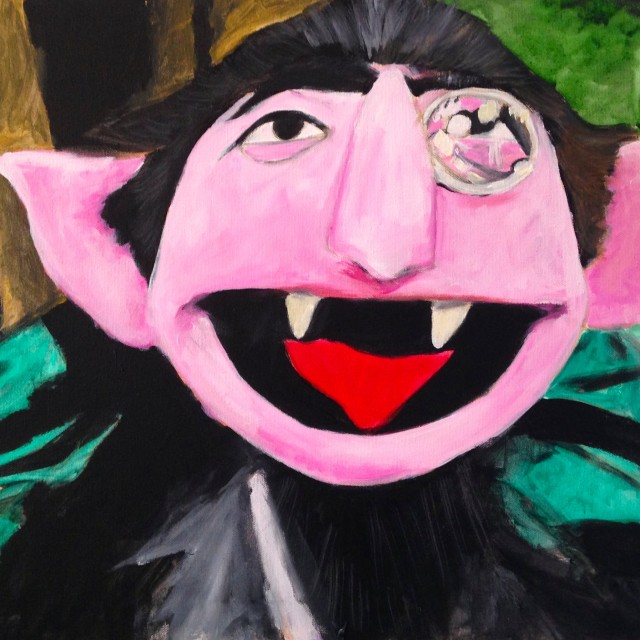 "Count von Count ""The Count"""
