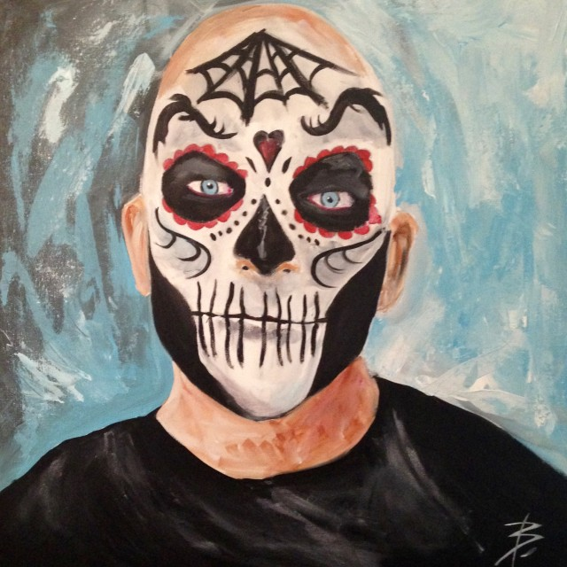 Day of the Dead Senor Andrew