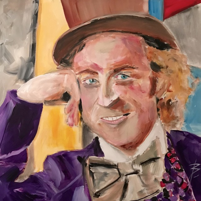 Willy Wonka - Gene Wilder