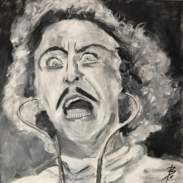 Dr. Frederick Frankenstein - Gene Wilder