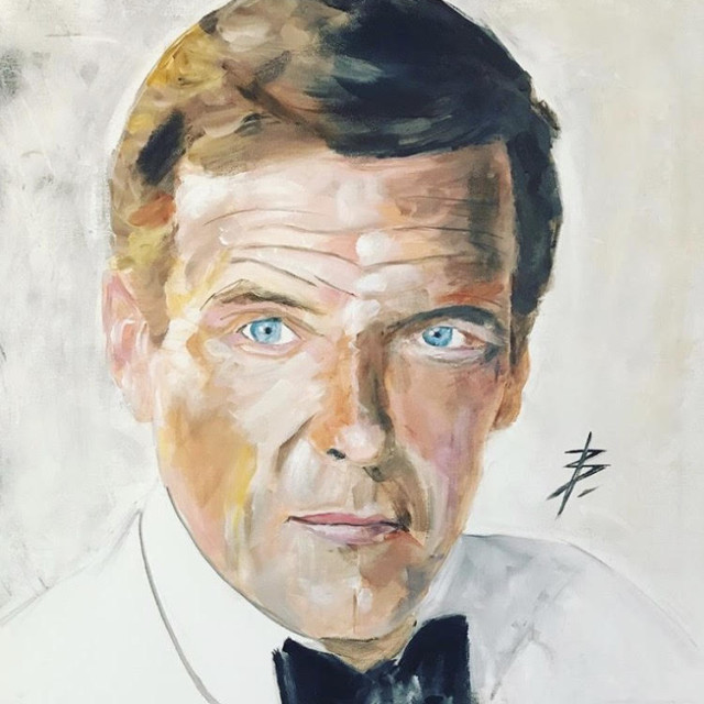 James Bond - Roger Moore
