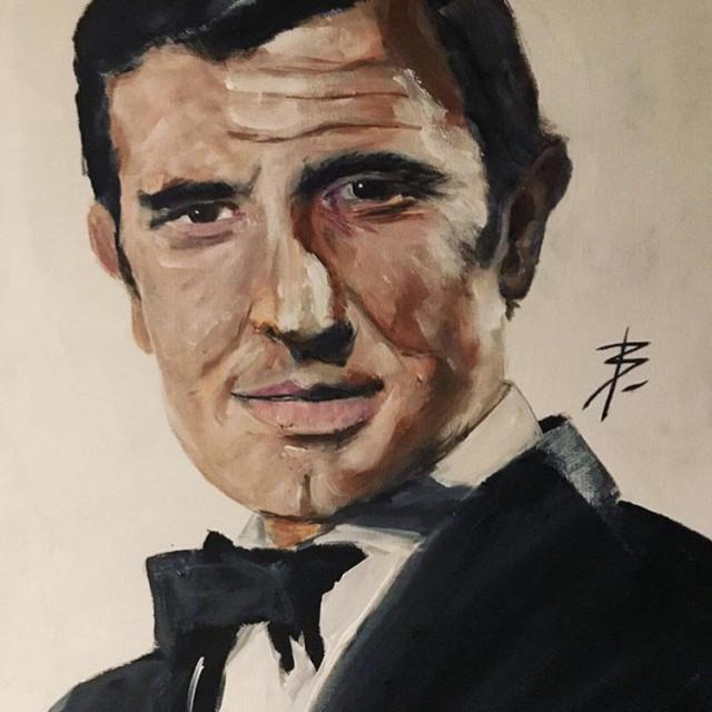 James Bond - George Lazenby