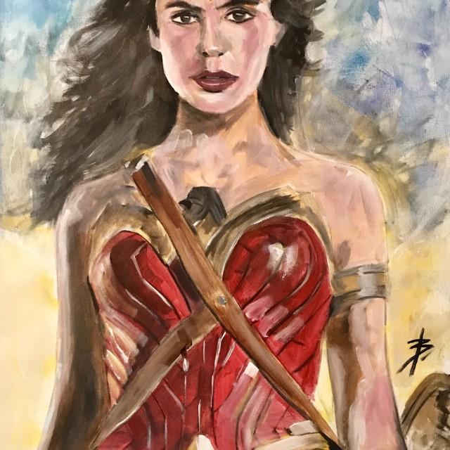 Wonder Woman #2 - Gal Gadot