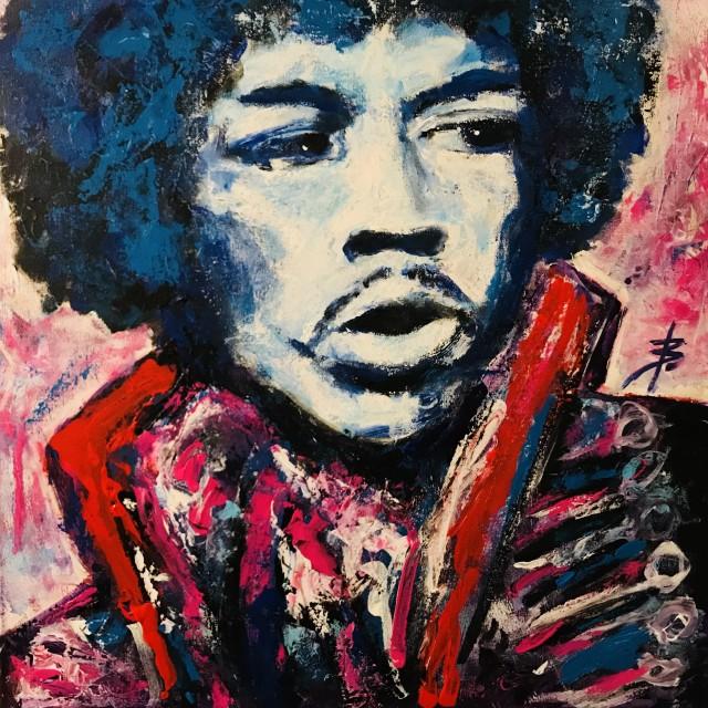 Jimi Hendrix '67