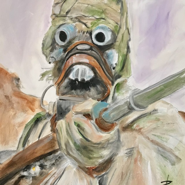 Tusken Raider/Sand People
