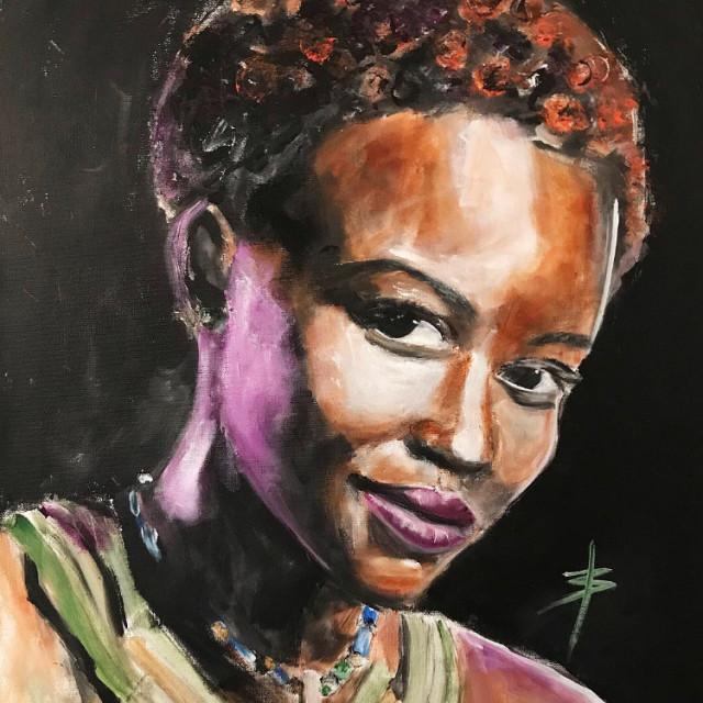 Nakia - Lupita Nyong'o
