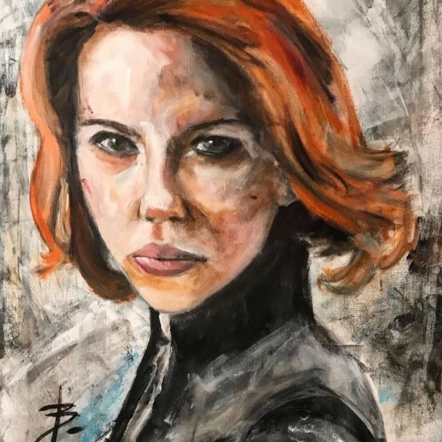 Natasha Romanov - Black Widow