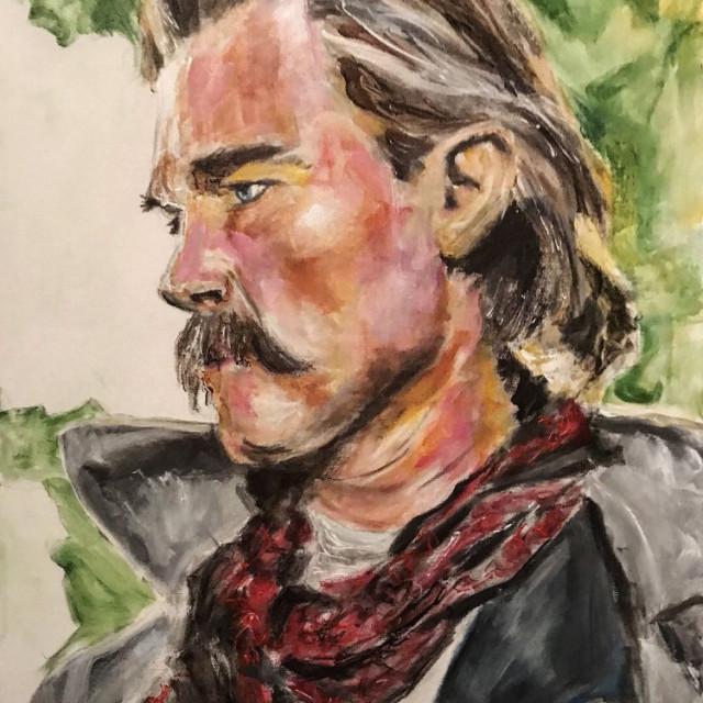 Wyatt Earp - Kurt Russel