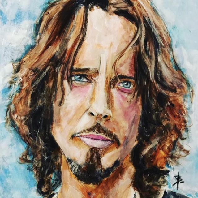 Chris Cornell - circa 2012