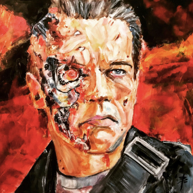 T-800 Terminator 2: Judgement Day