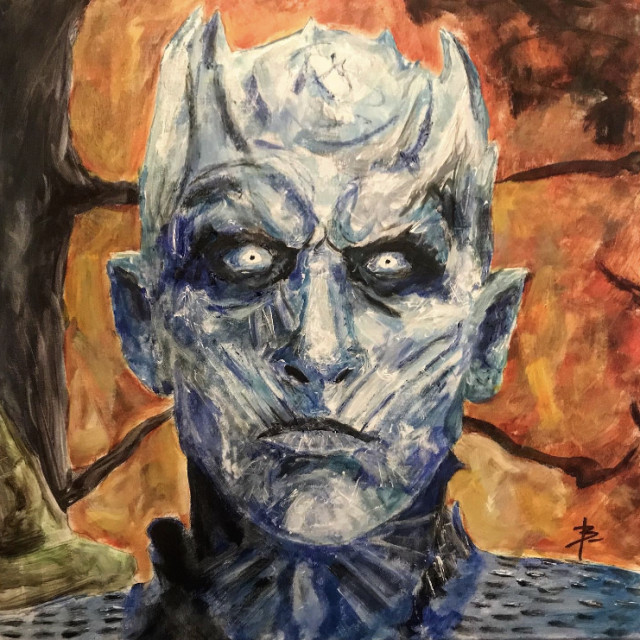 The Night King - The Long Night
