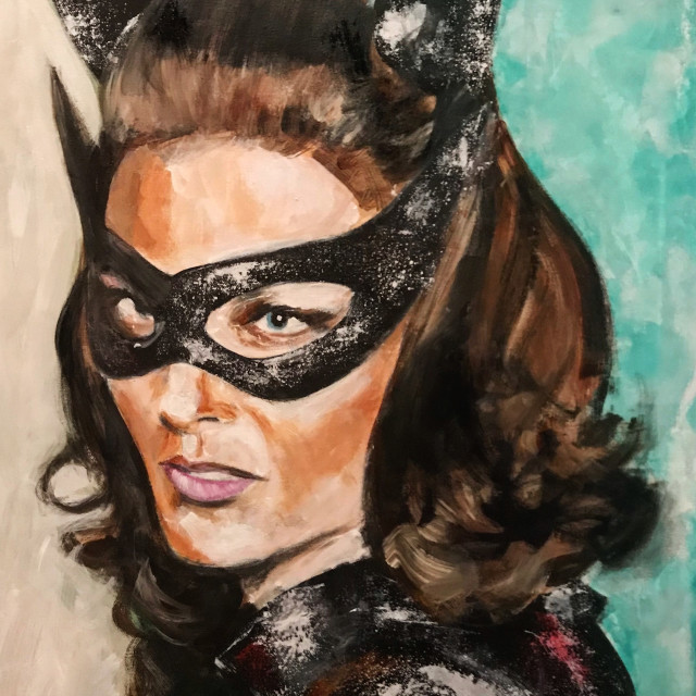 "Catwoman ""66"" - Lee Meriwether"